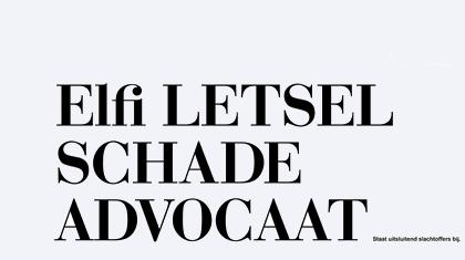 Elfi Letselschade Advocaat